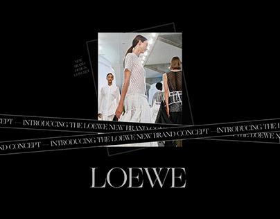 LOEWE redesign concept