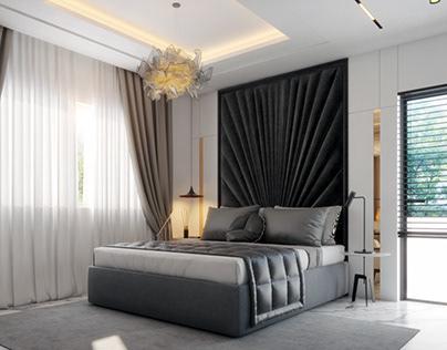 Modern design Master room