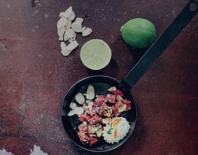 Foodstyling+Photo para Chef Chirivia