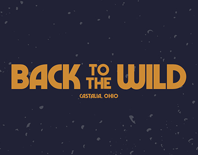 Back to the Wild (In Progress)