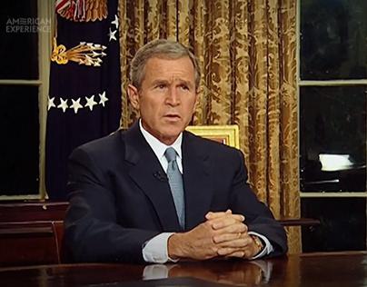 George W. Bush on PBS