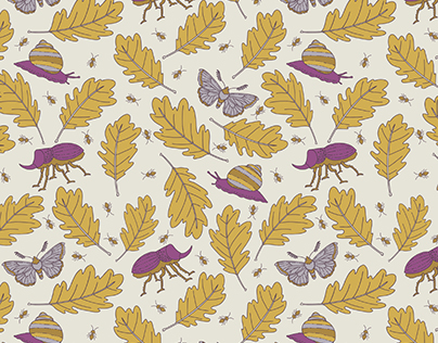 Wild - a pattern collection