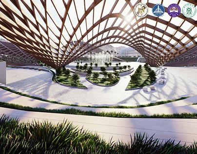 WDS 2021 - Pre-Graduation Project (Festival City)