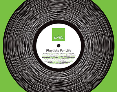 Spotify Playlists For Life