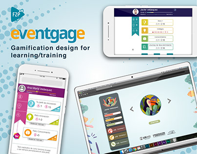 Eventgage- Gamification in learning