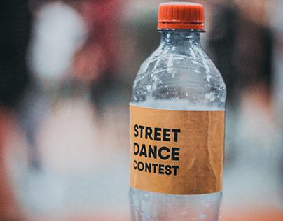 Street Dance Contest Identity