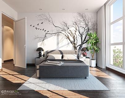 White Bedroom!