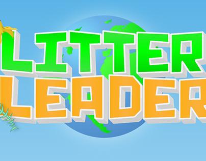 Litter Leader Mobile Game UI Design