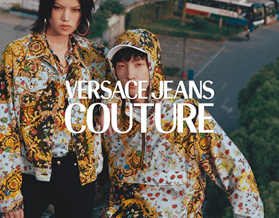 The Return of Versace Jeans Couture