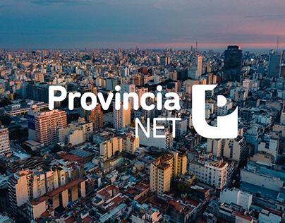 PROVINCIA NET · VIDEO INSTITUCIONAL