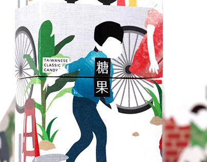 CANDY WINDOW - 台灣古早味糖
