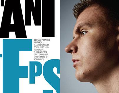 AQ—Athlete's Quarterly, Fall 2015