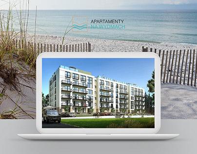 Apartamenty na wydmach w Międzywodziu | Website