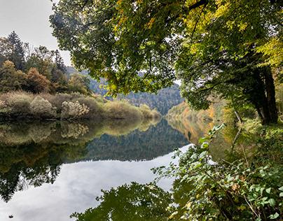 Mon Doubs / I love the Doubs River