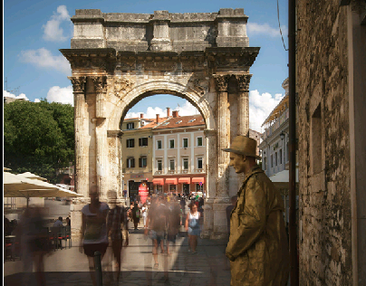 Pula in pictures