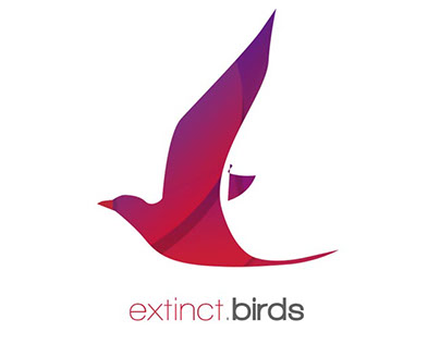 Extinct Birds Concert - UX/UI Re-design & branding
