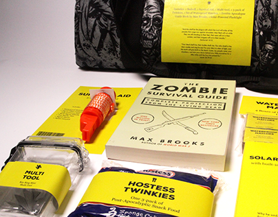 The Walking Bed: a Zombie Apocalypse Survival Kit