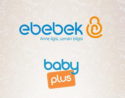 ebebek/baby&plus Comfort Otomatik Salıncak