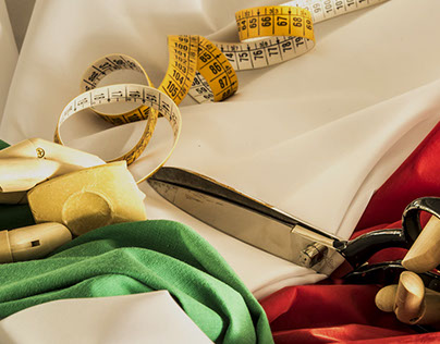Business Online Identity - Clothing Producion Company