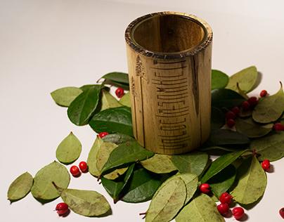 Waldeinsamkeit Tea Cup