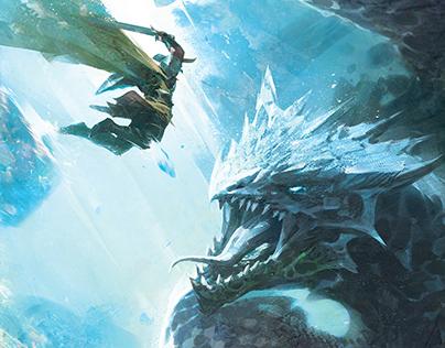 Fantasy +Science Fiction Art (1-11)
