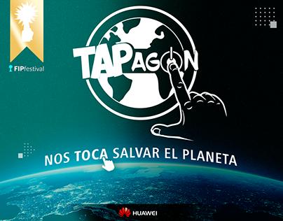 Tap-Agón Huawei Colombia