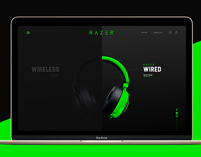 Razer headsets website
