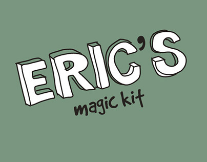 Eric's Magic Kit - Card Deck