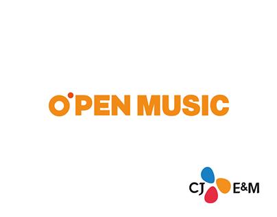 CJ E&M Openmusic