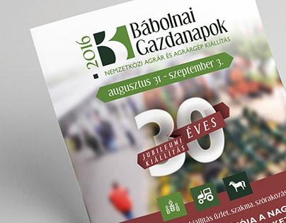 Farming Days of Bábolna | 2016