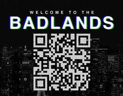 Album Advertising Concepts - BADLANDS by Halsey