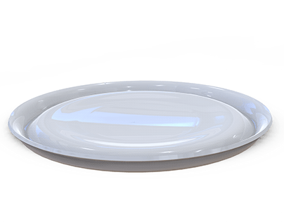 Como Plate for Kütahya Porselen