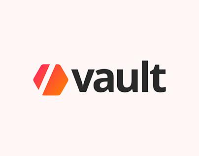 Vault app logo