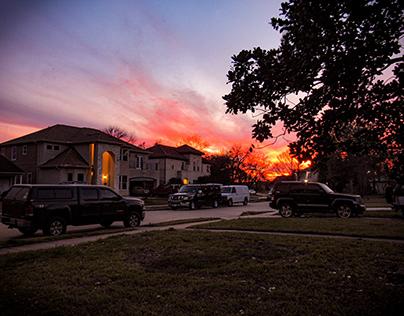 Self-Given Theme #2- Sunset