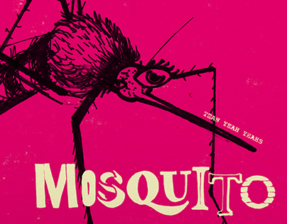 Vinilo Mosquito - Yeah Yeah Yeahs