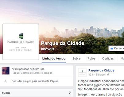 CDN Comunicação | Social Media: Parque da Cidade