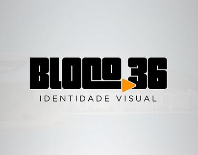 Identidade Visual | Bloco 36 RAP