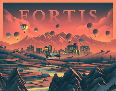 Fortis Construction Poster