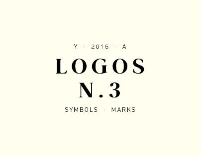 LOGOS N.3 / 2015 - 2016