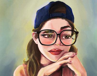 Portrait training