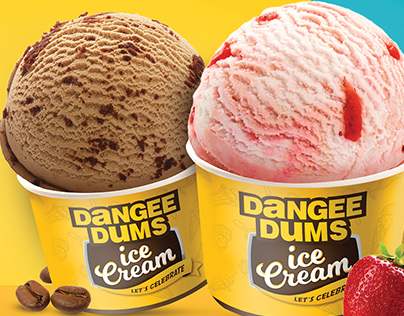 Dangee Dums Ice cream
