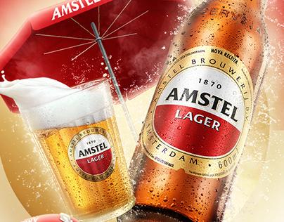 Amstel Summer Key Visual