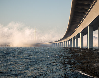 Open Water Bridge