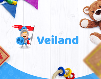 """Veiland"" - Eco-friendly mats for children."
