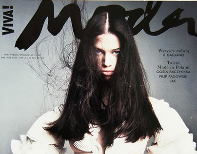 Viva! Moda fashion magazine