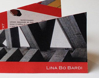 Folder Lina Bo Bardi
