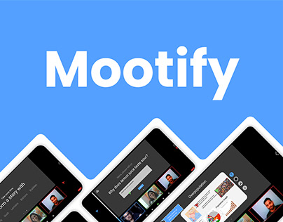 Mootify | Ideation, Concept Development, Prototyping