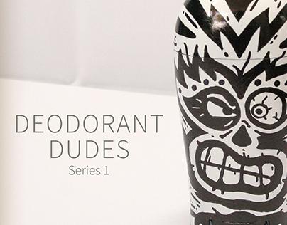 Deodorant Dudes & Dudettes - Lemur Luchador