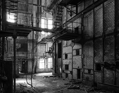 Industrial silence IV
