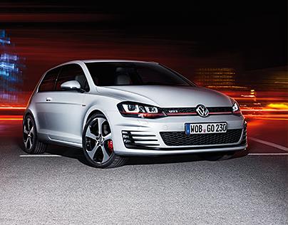 VW Golf GTI TV